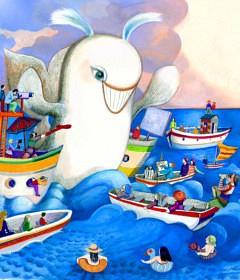 Le capitaine et la baleine